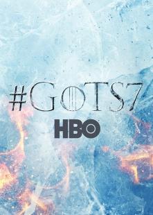 冰与火之歌:权力的游戏 第七季海报图片