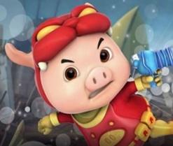 猪猪侠之五灵运动会